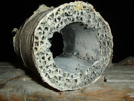 Air-cell-asbestos-pipe-lagging
